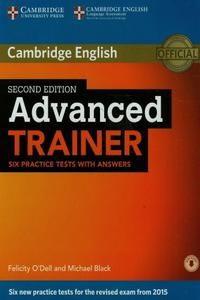 Advanced Trainer 2ed. Practice Tests with answers + CD