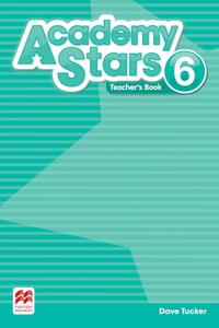 Academy Stars 6 Teacher's Book Pack