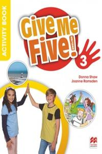 Give Me Five! 3 Activity Book