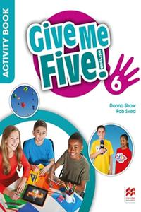 Give Me Five! 6 Activity Book