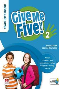 Give Me Five! 2 Teacher's Book