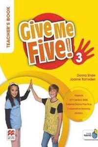 Give Me Five! 3 Teacher's Book