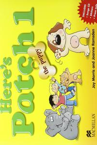 Here´s Patch the Puppy 1 Pupil ´s Book +CD