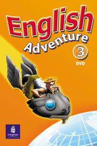 English Adventures 3 DVD