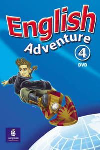 English Adventures 4 DVD