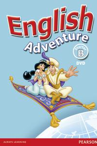 English Adventures B DVD