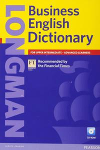 Longman Dictionary bussines English Paper + CD ROM
