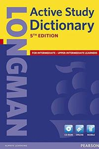 Longman Dictionary Active Study Paper + CD-ROM
