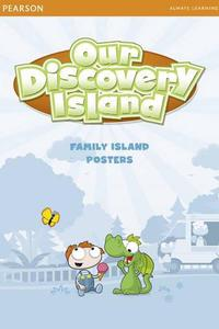 Our Discovery Island Starter Posters