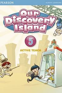 Our Discovery Island 5 Active Teach