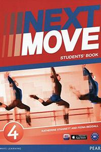 Next Move 4 Students Book for Pack