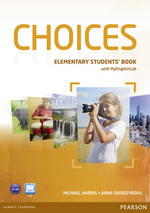 Choices Elementary Studentbook & MyLab PIN pack