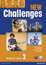 Challenges New 2 Students' Book & Active Book Pack