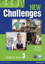 Challenges New 3 Students' Book & Active Book Pack
