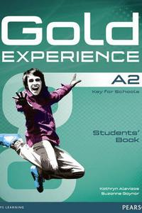 Gold Experience A2 Students' Book