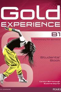 Gold Experience B1 Students' Book