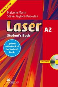 Laser new A2 Student's Book  + eBook Pack