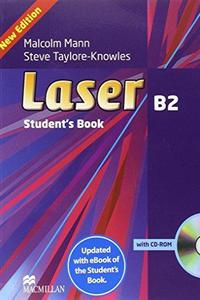 Laser new B2 Student's Book + eBook Pack