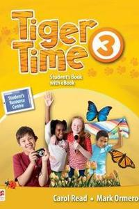 Tiger Time 3 Student´s book