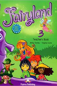 Fairyland 3 Teacher´s book with posters