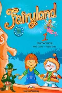 Fairyland 1 Teacher´s book with posters