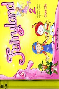 Fairyland 2 Class audio CDs