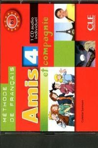 Amis et compagnie 4 CD individuell