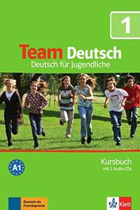 Team Deutsch 1 Kursbuch + CD (2)