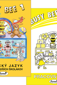 Busy Bee 1 SB+WB Pack+ online CD a interaktívne karty