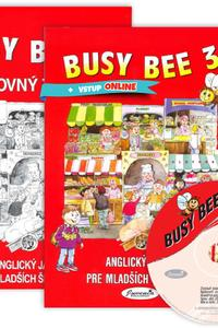 Busy Bee 3 SB+WB+CD+ online CD