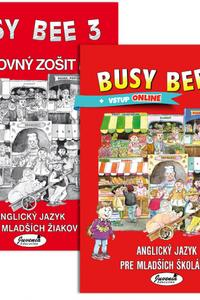 Busy Bee 3 Pack SB+WB+ online CD