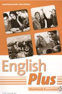 English Plus 4 Workbook + MultiROM
