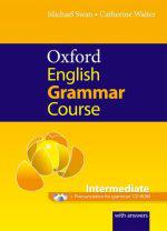 Oxford English Grammar Course Intermediate Student´s Book with Key + CD-ROM