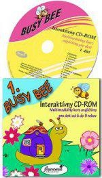 Busy Bee Interaktívny CD-ROM
