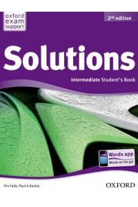 Solutions 2nd Intermediate Student's Book