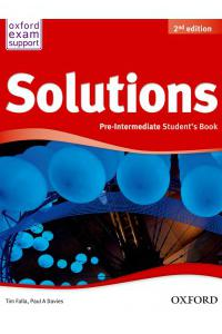 Solutions 2nd Pre-Intermediate Student's Book
