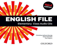 English File, 3rd Edition