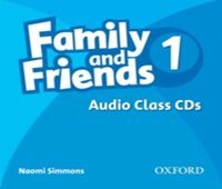 Family and Friends 1st Edition